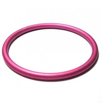 Anneau Rose Aluminium