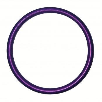 Anneau Aluminium Violet