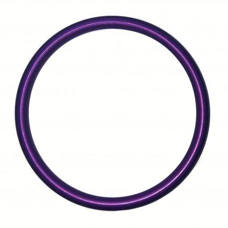 Anneau Violet Aluminium