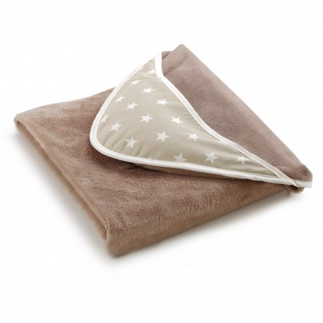 Bain cocoon, serviette tablier