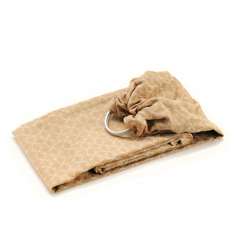 Sling, Mandala Sable, coton bio