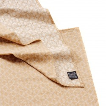 Echarpe de portage, Mandala Sable, coton bio