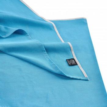 Echarpe Bleu Denim 4,60m, les presque Parfaites