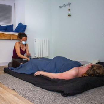 Atelier Massage Femme Enceinte