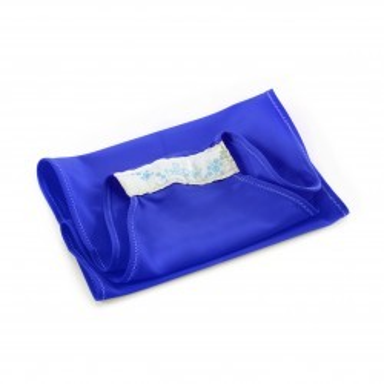 Aquabulle bleu, porte-bébé d'appoint aquatique, L (42/44) Presque parfaite