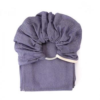 Sling Bleu Cobalt coton bio