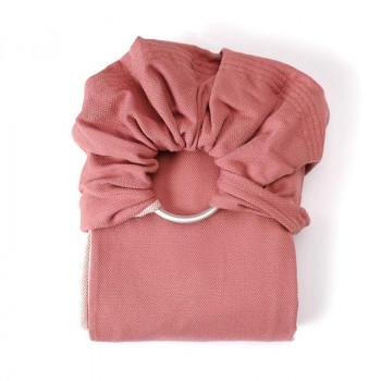 Sling Terracotta coton bio