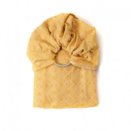 Sling, Nomade Ocre, coton bio