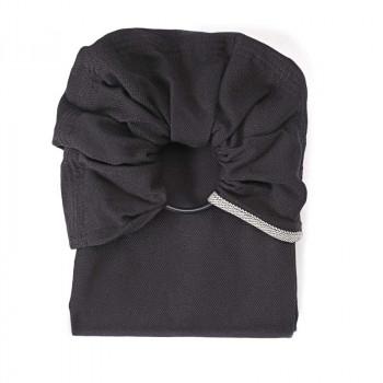 Sling Noir c'est Noir coton bio