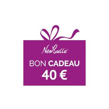 Bon Cadeau 40€