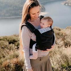 Néo Plus, porte-bébé physiologique