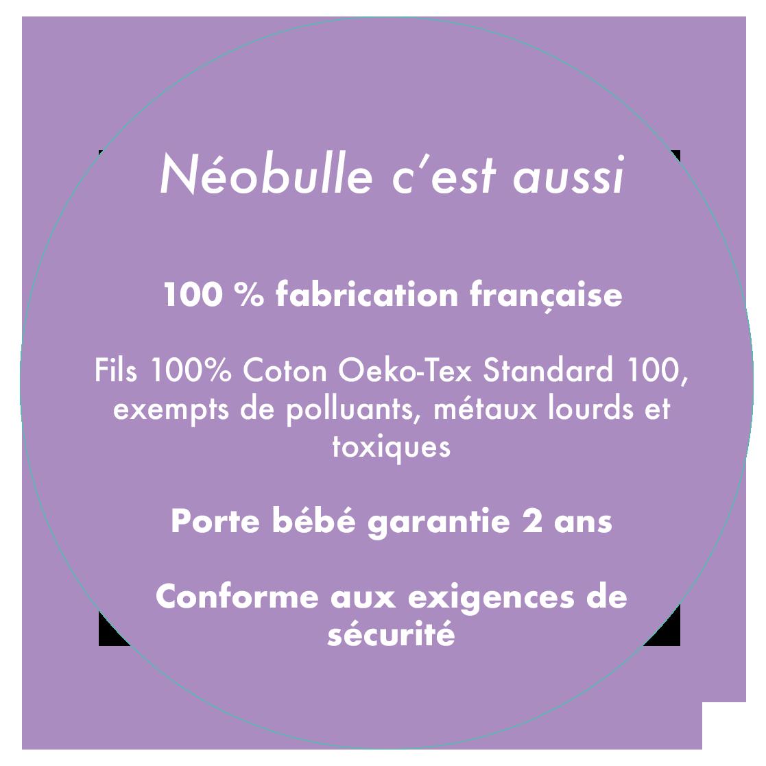 sling coton neobulle