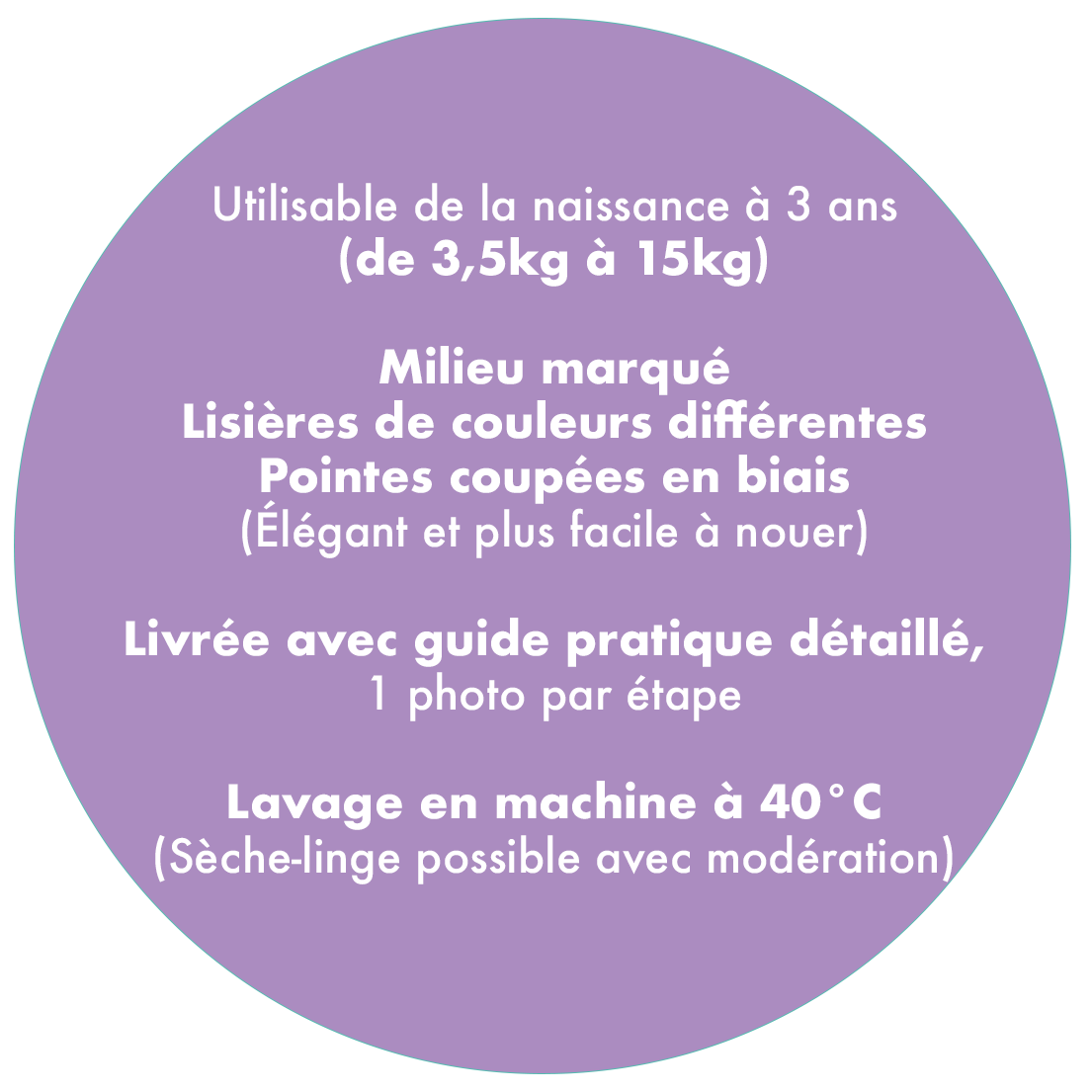 Echarpe de portage, Jungle SeaCell® marine - Néobulle f08df165fbd